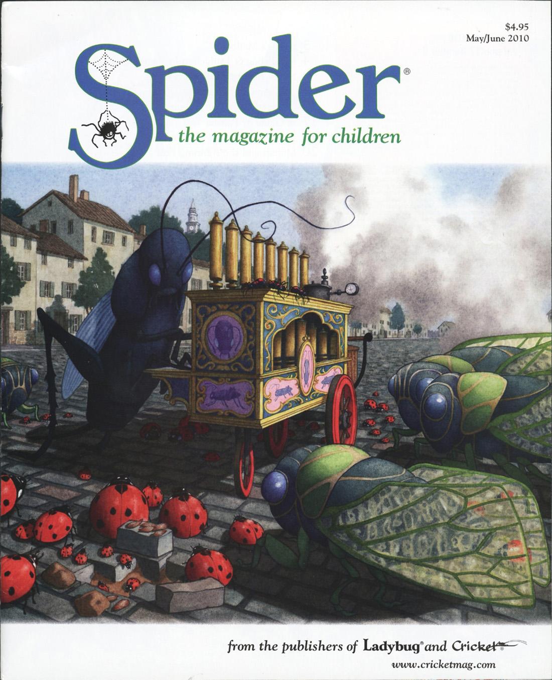 Spider mag