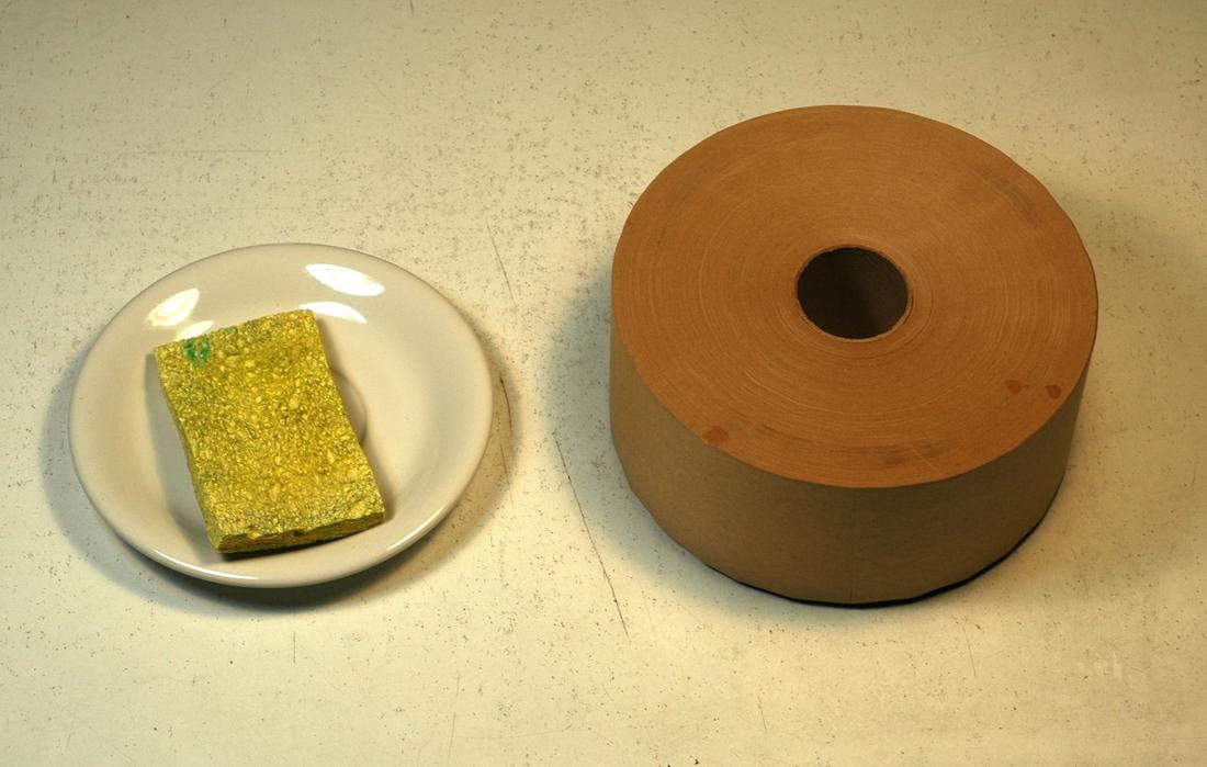 tape & sponge