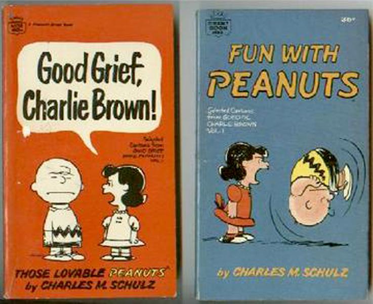 Peanuts paperbacks