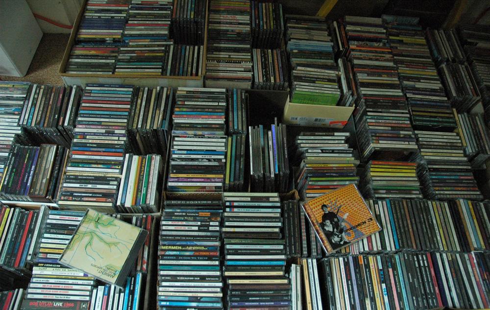 CD's 1